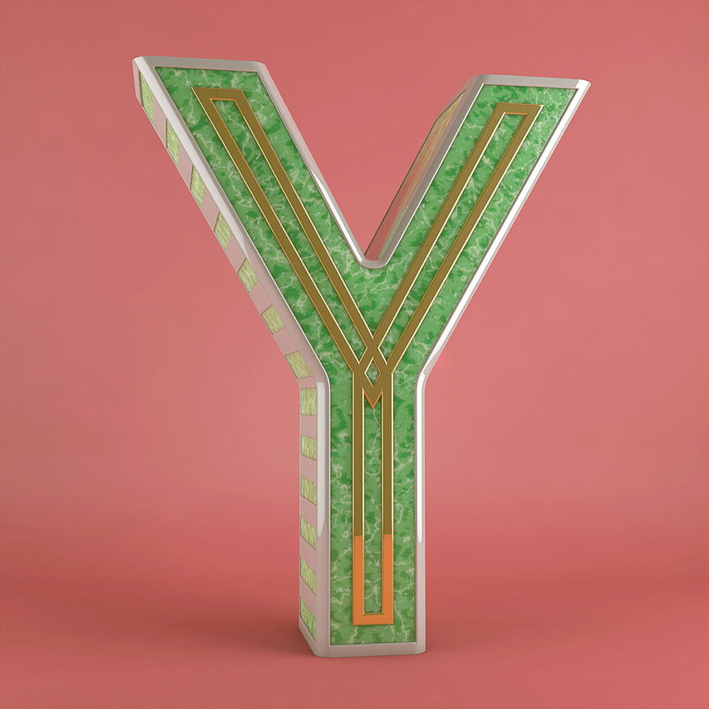 36DaysOfType_letter_Y